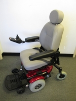 Used- <i>Like New</i> Jet 3 Ultra Power Wheelchair